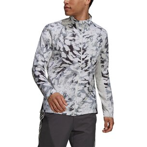 Ron Hill Infinity Zip Top Mens