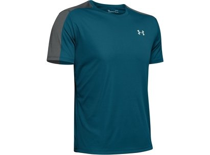 Under Armour Speed Stride Short Sleeve T Shirt Mens