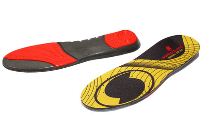 Sorbothane Double Strike Shock Stopper Support Insoles