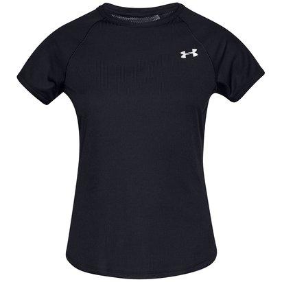 Under Armour Short Sleeve T Shirt Ladies