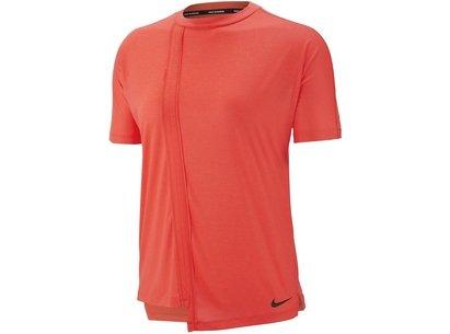 Nike Rebel T Shirt Ladies