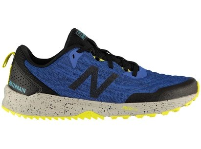 New Balance Nitrel Mens Trail Running Shoes