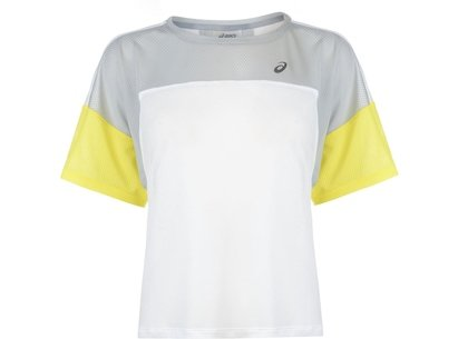 Asics Style Running T Shirt Ladies