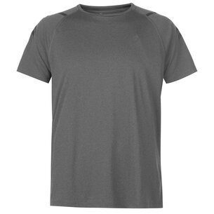 Asics Icon Short Sleeve T-Shirt Grey