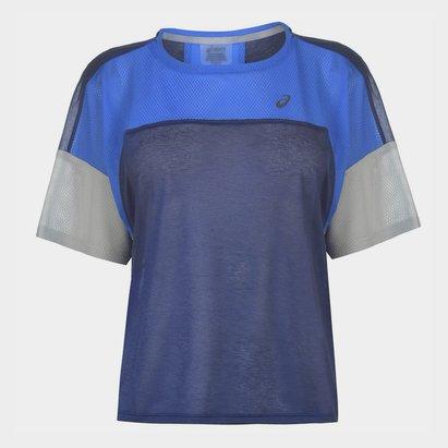 Asics Style Running T Shirt Ladies