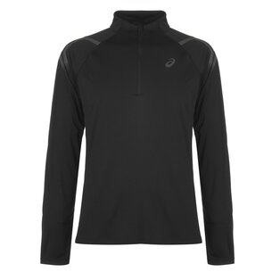 Asics Icon Half Zip Top Mens