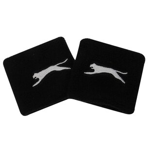 Slazenger 2 Pack Wristbands