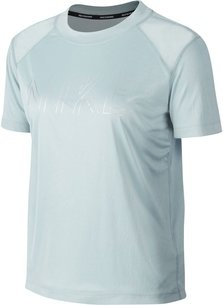 Nike Miler GX Short Sleeve T Shirt Ladies