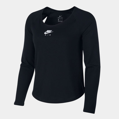 Nike Long Sleeve AIR T Shirt Ladies
