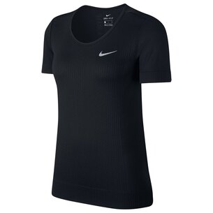 Nike Infinite Short Sleeve T Shirt Ladies