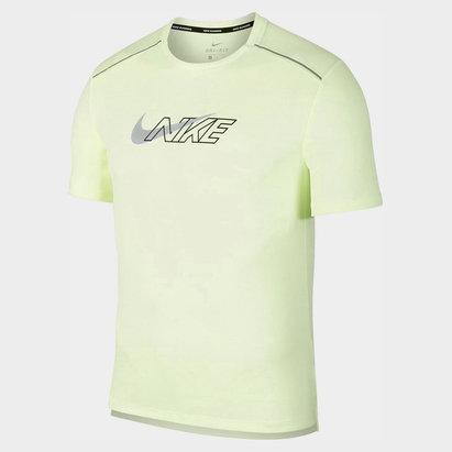 Nike Miler T Shirt Mens