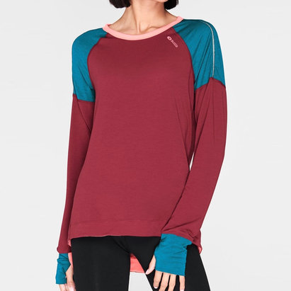 Sugoi Coast Long Sleeve T-Shirt Ladies