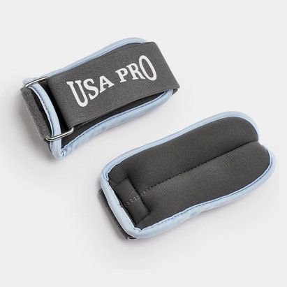 USA Pro Ankle and Wrist Weights