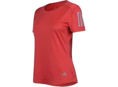 adidas Own The Run T Shirt Ladies