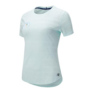 New Balance Q Speed Short Sleeve T-Shirt Ladies