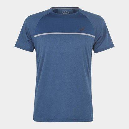 Asics Short Sleeve Run T-Shirt Mens