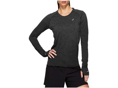 Asics Seamless Long Sleeve T Shirt Ladies