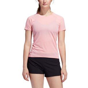 adidas Womens Running Supernova 25 7T Shirt