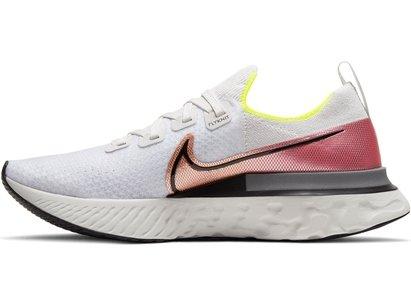 Nike Mens React Infinity Run Flyknit Running Shoes