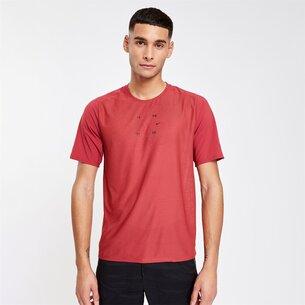 Nike Tech Pack Short Sleeve Hybrid T Shirt Mens