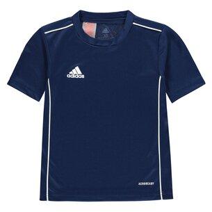 adidas Core T Shirt Junior Boys