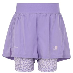 Karrimor X 2 in 1 Shorts Junior Girls