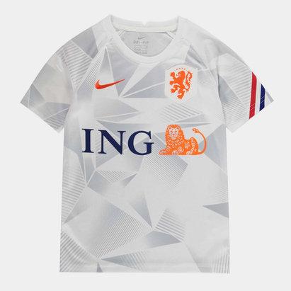 Nike Netherlands Pre Match Shirt 2020 Kids