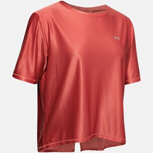 Under Armour Sport Short Sleeve T Shirt Ladies