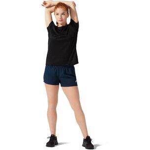 New Balance Core Short Sleeve Running T Shirt Ladies