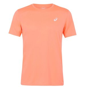 Asics Katakana Short Sleeve Running T Shirt Mens
