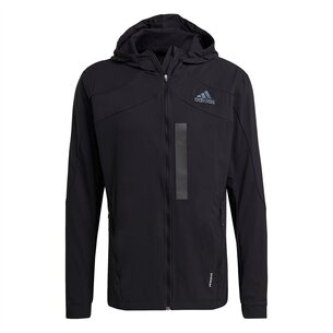 adidas Marathon Jacket Mens Running Jacket