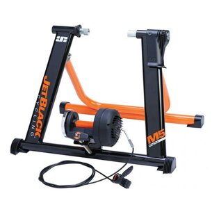 Jet Black M5 Pro Magnetic Cycle Trainer