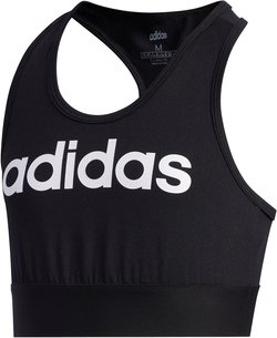 adidas Logo Sports Bra Junior Girls