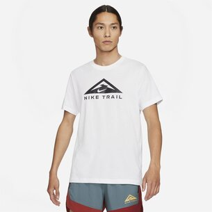 Nike Trail Mens Running T Shirt
