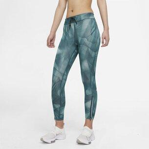 Nike Run Print Tights Ladies