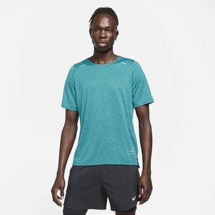 Nike Rise 365 Run Division Mens Short Sleeve Running Top