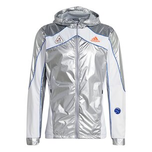 adidas Space Race Running Jacket Mens
