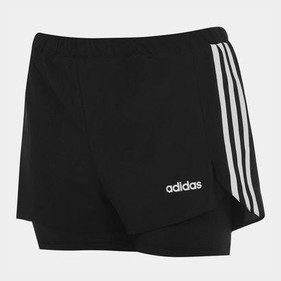 adidas 2in1 Shorts Ladies