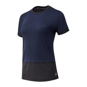 New Balance Impact Run Hybrid Running T Shirt