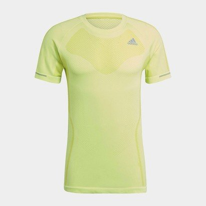adidas Primeknit T Shirt Mens