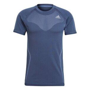 adidas Primeknit T Shirt Ladies