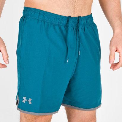 Under Armour Qualifier 15cm Woven Shorts