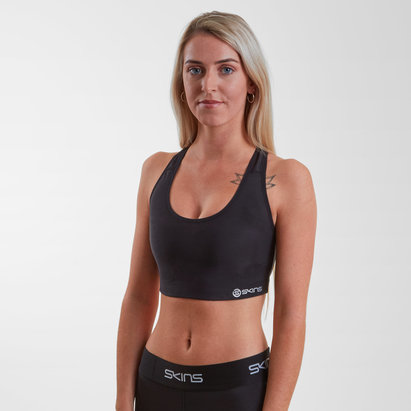 SKINS DNAmic Team Compression Ladies Crop Top