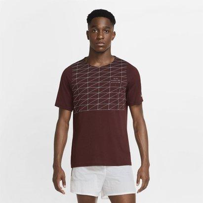 Nike Run Division GX Flash T-Shirt Mens