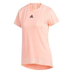 adidas Heat Ready T Shirt Ladies