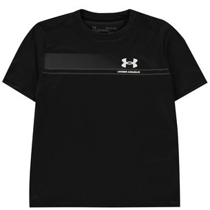Under Armour Lockup T Shirt Junior Boys
