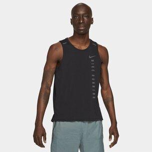 Nike Miler Run Division Mens Hybrid Running Tank