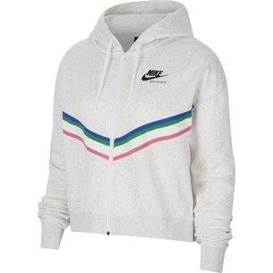 Nike Sportswear Heritage Womens Full Zip Fleece