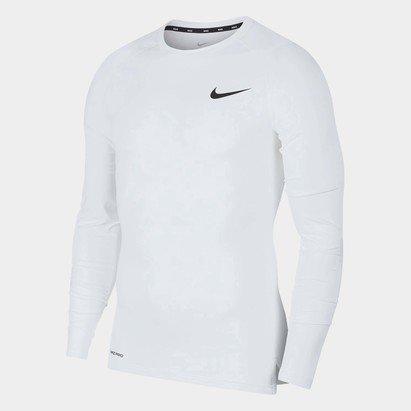 Nike Pro Core Long Sleeve T-Shirt Mens