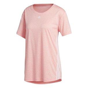 adidas 3S T Shirt Womens